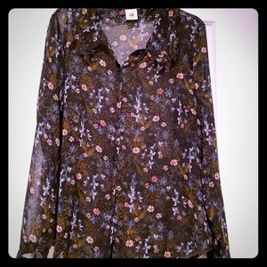 Cabi Floret Blouse from Fall '18 line